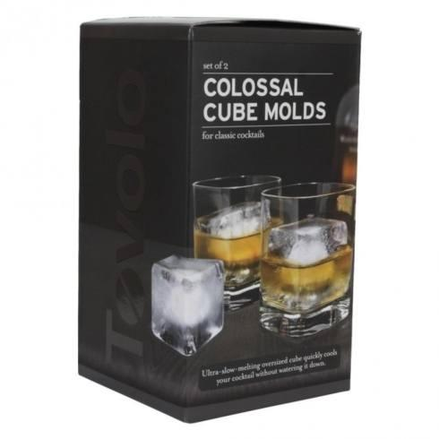 Tovolo  Ice Molds  Colassal cube set of 2 $15.00