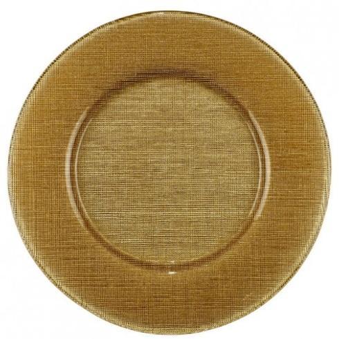 $40.00 VERONA CHARGER GOLD