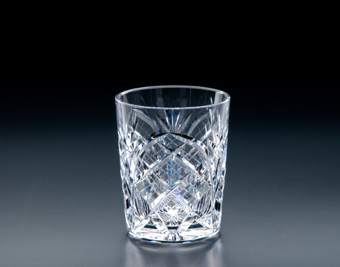 Heritage Irish Crystal  Cathedral Stemware/Barware Double Old Fashioned $124.00