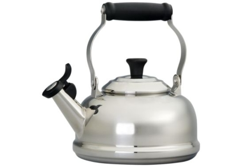 $120.00 1.7 Qt. Stainless Steel Classic Teakettle