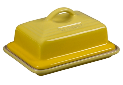 Heritage Butter Dish - Soleil