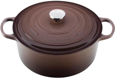 $350.00 7.25 Qt. Cast Iron French Oven - Truffle