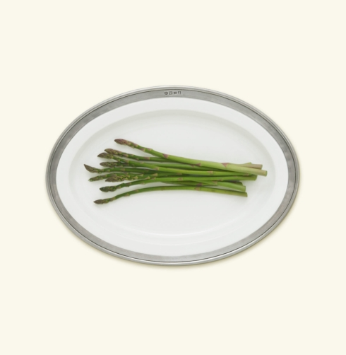 $220.00 Small Oval Serving Platter