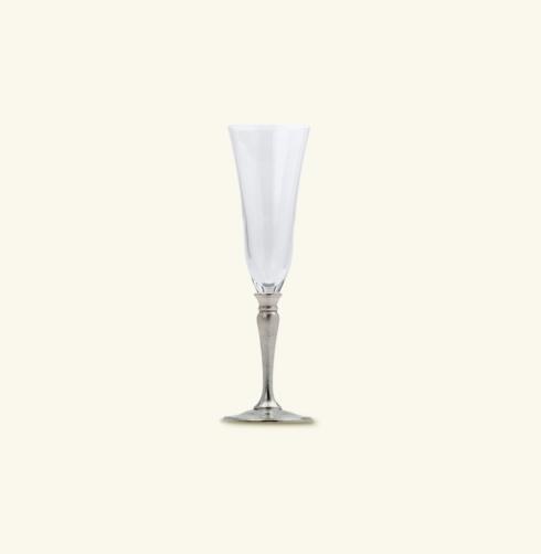 $100.00 Empire Champagne Glass