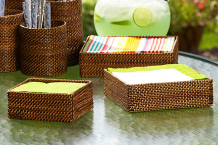 Cocktail Napkin Box collection with 1 products