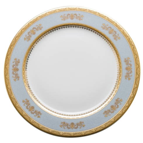 Deshoulieres  Orsay powder blue Serving Plate $300.00