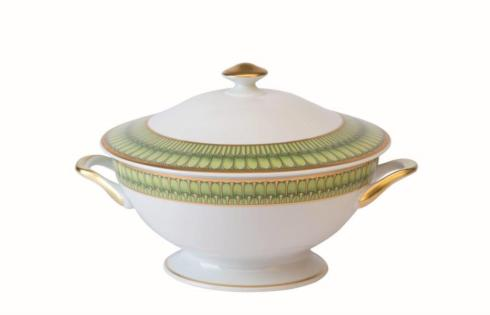 $750.00 Footed Soup Tureen With Lid