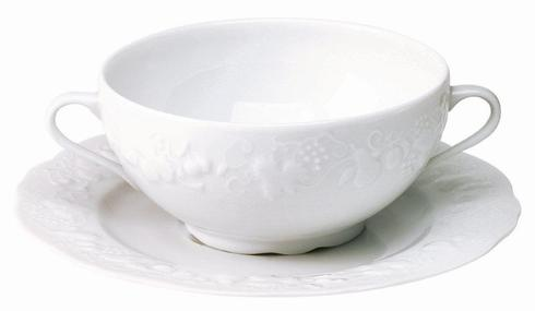 $20.00 Cream Soup Saucer