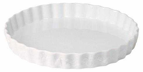 Deshoulieres  Blanc de Blanc Quiche Dish Medium $85.00
