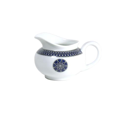 Royal Limoges  Recamier - Blue Star Creamer $125.00