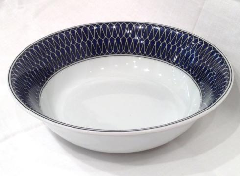 Royal Limoges  Recamier - Blue Star Deep soup/cereal bowl $75.00
