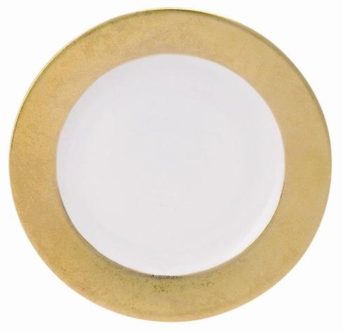 Deshoulieres  Carat gold Dessert Plate $145.00