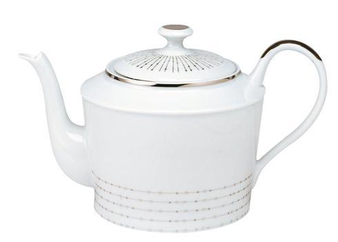 Round Tea Pot