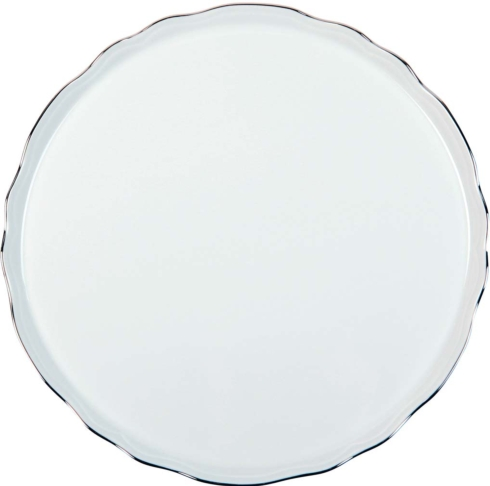 $125.00 Round Cake Platter