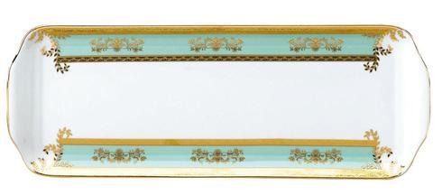 Deshoulieres  Corinthe Rectangular Cake Platter $335.00