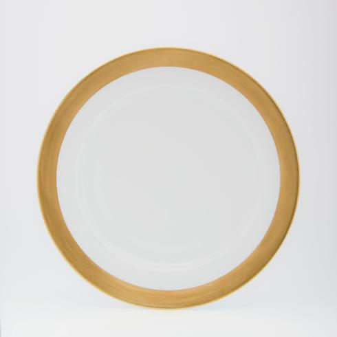 Royal Limoges  Recamier - Danielle gold Dinner plate $120.00