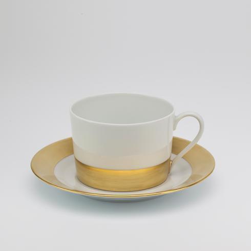 Royal Limoges  Recamier - Danielle gold Tea cup $90.00