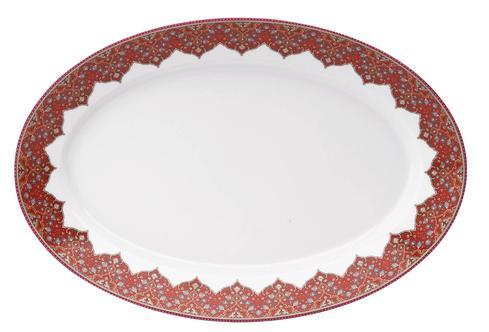 $425.00 Oval Platter