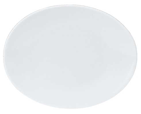 Bread & butter plate oval