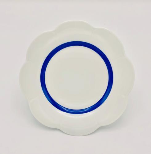 Royal Limoges  Nymphea - Fleur\'t bleu Dessert plate $80.00