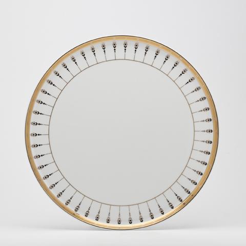 $330.00 Round cake platter