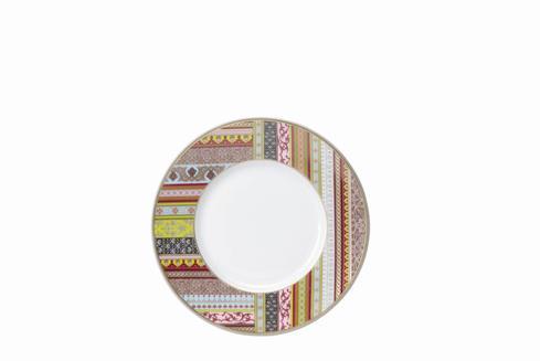 $110.00 Dessert Plate Large Rim