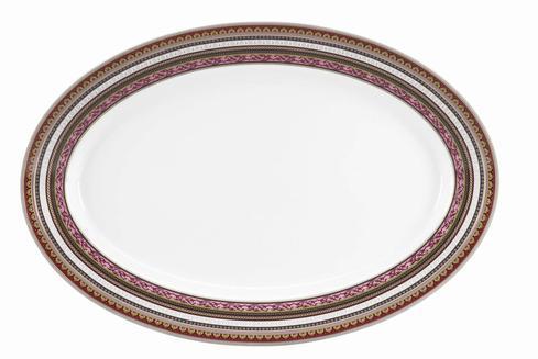 $395.00 Oval Platter