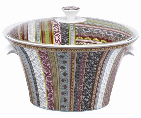 Soup Tureen With Lid