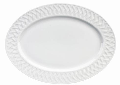 Deshoulieres  Louisiane Oval Platter $150.00