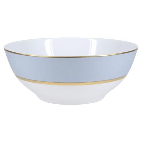 Royal Limoges  Recamier - MAK grey/gold Salad bowl $300.00