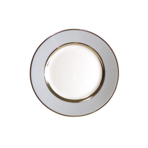 Royal Limoges  Recamier - MAK grey/platinum Bread & butter plate $60.00