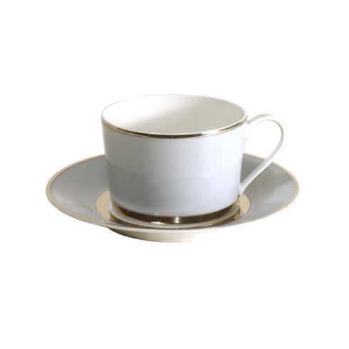 Royal Limoges  Recamier - MAK grey/platinum Tea cup $80.00