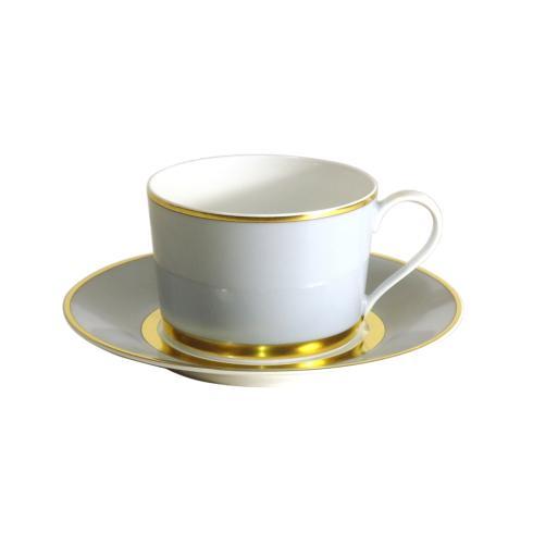 Royal Limoges  Recamier - MAK grey/gold Tea cup $90.00