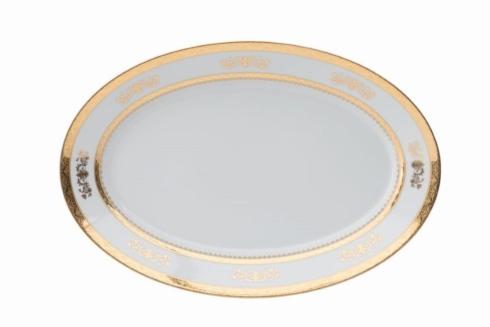 $600.00 Oval Platter