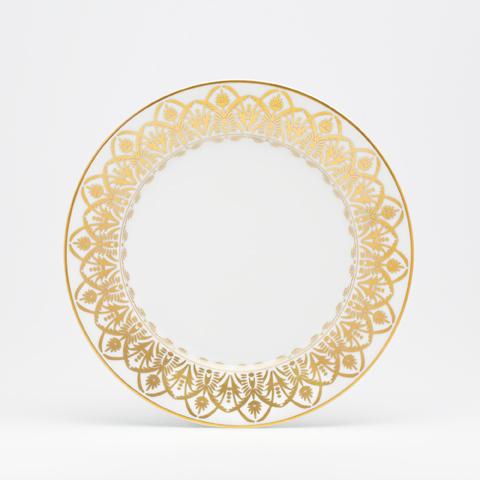 Royal Limoges  Recamier - Oasis White Dessert plate $90.00