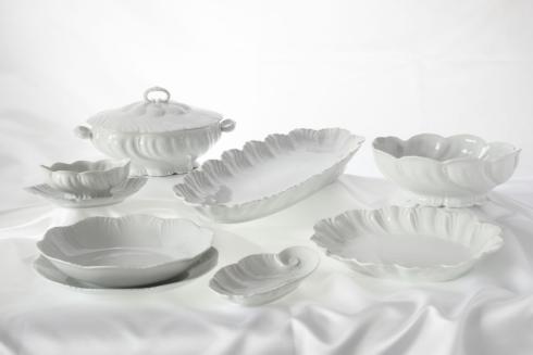 Oval platter medium