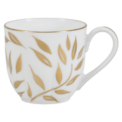 Royal Limoges  Nymphea - Olivier Gold Coffee cup $95.00