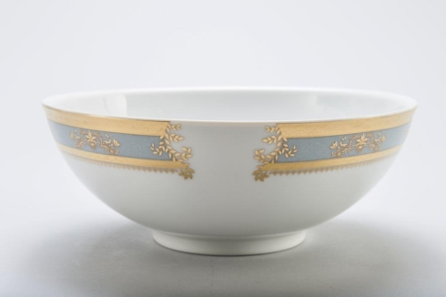 Deshoulieres  Orsay powder blue Salad Bowl $650.00