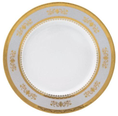 Deshoulieres  Orsay powder blue Dinner Plate $115.00