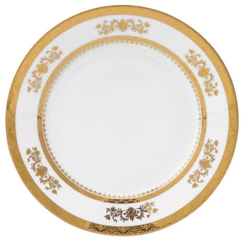 Deshoulieres  Orsay white Dessert Plate $120.00