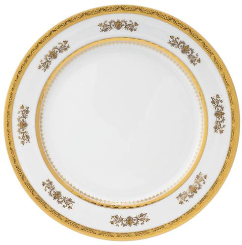 Deshoulieres  Orsay white Serving Plate $300.00