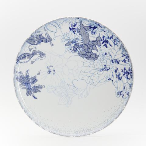 $260.00 Round cake platter