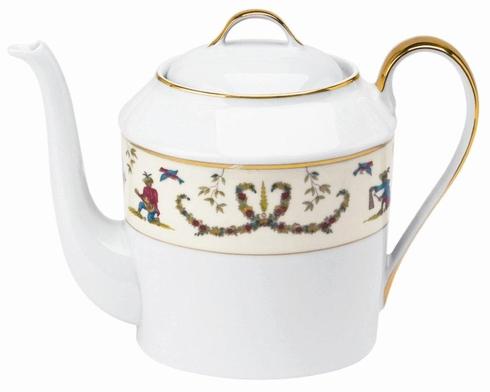 $500.00 Round Tea Pot