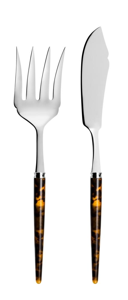 $115.00 Fish serving set