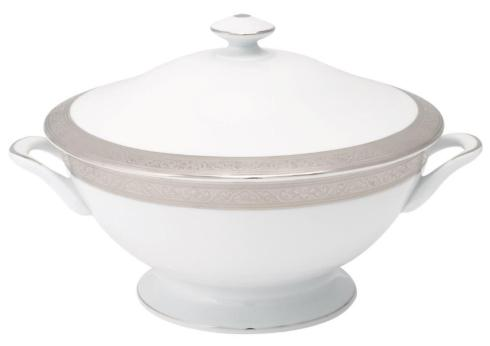 $1,100.00 Footed Soup Tureen With Lid