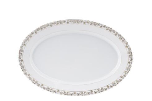 $525.00 Oval platter large