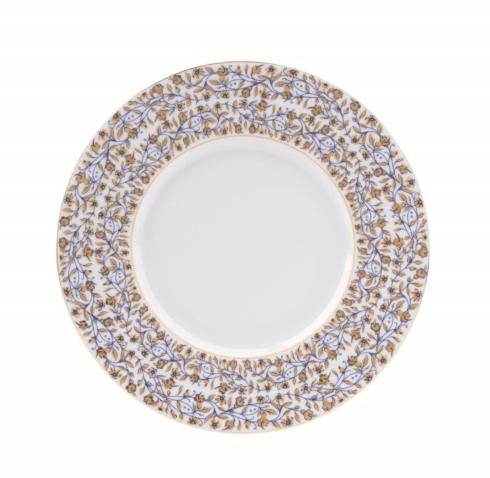 $125.00 White dinner plate