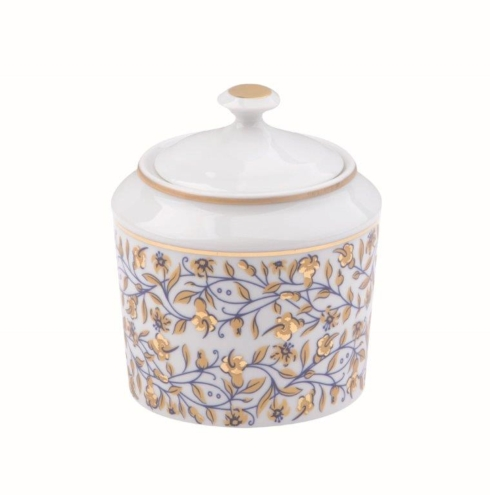 $295.00 White sugar bowl