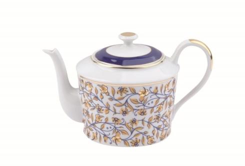 White teapot image