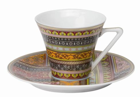Deshoulieres  Ispahan Coffee Saucer $45.00